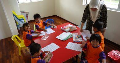 Kaedah Pembelajaran Terkini di BondaMama